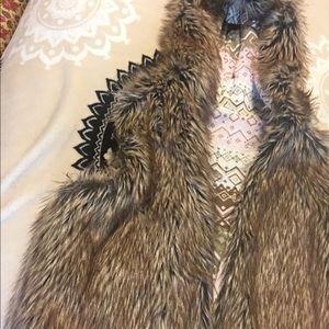 Cozzy vest